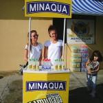 Minaqua i međunarodno takmičenje u padobranstvu