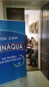Minaqua podrska Fondu za razvoj komunikacija