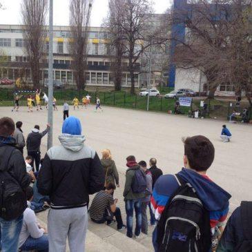 Savez studenata FTN-a i MINAQUA podržali humanitarnu akciju
