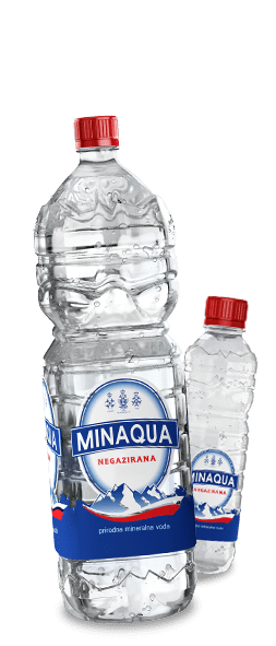 non-carbonated minaqua water