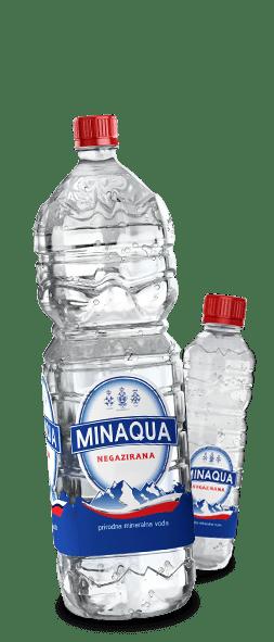 negazirana minaqua voda