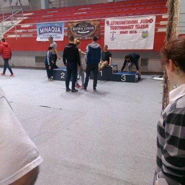 Međunarodni turnir judo klub Klisa i Minaqua