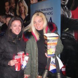 MINAQUA u CineStar bioskopu u Pančevu.