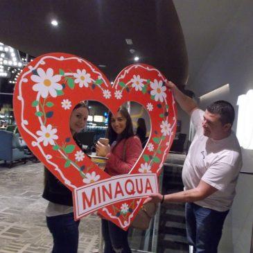 MINAQUA U CineStar-u