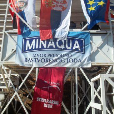 Otvoreno prvenstvo Vojvodine u streličarstvu