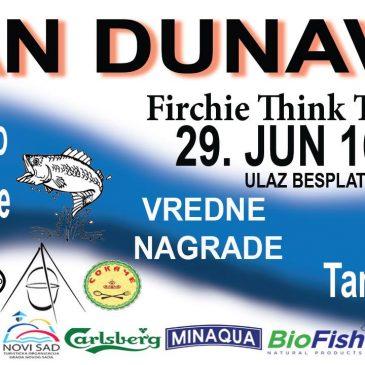 Dan Dunava uz tamburaše i kotlić