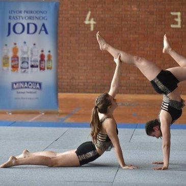 Takmičenje u fit-kidu
