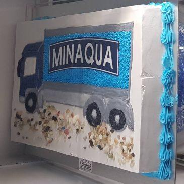 MINAQUA i na torti