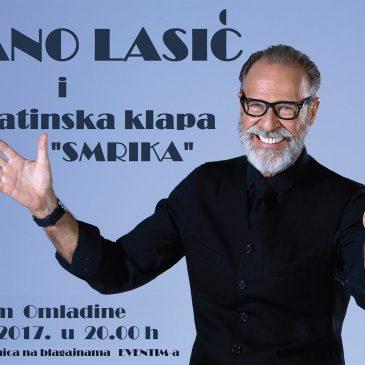 "Frano Lasić i dalmatinska klapa ,,SMRIKA"""