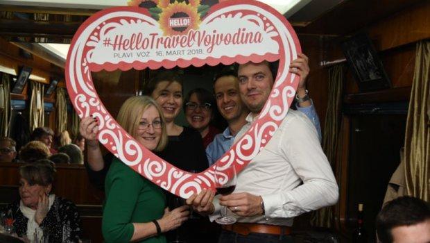 "Promocija magazina ,,Hello! Travel Vojvodina"""