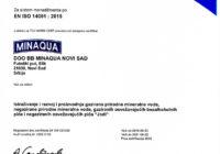 14001-2015 sertifikat