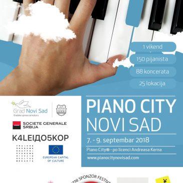 PIANO CITY FESTIVAL