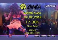 Minaqua i zumba fitnessprogram
